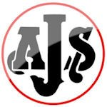 Logo of AJS Motorcycles Limited